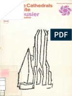 Le Corbusier - When the Cathedrals Were White (Architecture Art Essay)