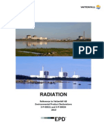 Vattenfall Radiation 2010