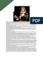 Psicóloga Marisa Lobo escreve carta aberta para pastora lésbica Lanna Holder