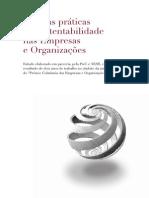 Estudo Premio Cidadania - 2008 PWC e AESE