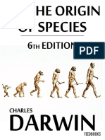 Charles Darwin - On the Origin of Species, 6th Edition