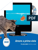 Catalogo Dikom TV e DVD