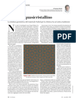 P. Odifreddi - Un Nobel quasicristallino