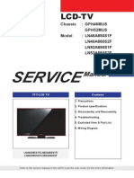 Samsung LCD Factory Service Manual