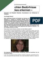 Tansania Unite Deutsch