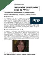 Tansania Unite Espanol