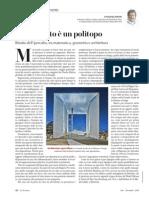 P. Odifreddi - Il tessaratto è un politopo