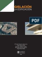 Compendio de Legislación de la Edificación