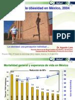 Abordaje de la obesidad en México