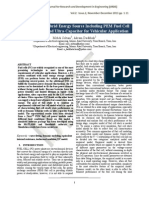 2013020203-Modeling of a Hybrid Energy Source Including PEM Fuel Cell Power Module and Ultra-Capacitor for Vehicular Application