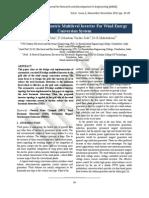 2013020214-Cascaded Asymmetric Multilevel Inverter For Wind Energy Conversion System