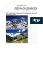 Geografia de Suiza