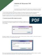 Recuperar archivos dañad...ias USB _ Utilidades PC