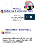 Actpaco - Lesson 4 (3rd Term Ay 11-12)