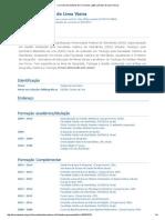 Currículo do Sistema de Currículos Lattes (Oséias de Lima Vieira)