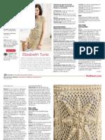 Elizabeth Tunic Crochet Pattern