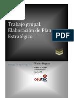Plan Estrategico Grupo