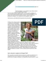 Entrevista AU - Raquel Rolnik_Projeto ampliação marginal Tietê SP
