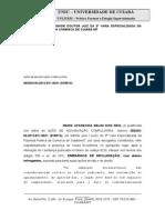 Modelo - Cabeçalho e Rodapé embargos.doc