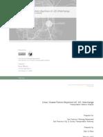 Cesar Chavez Potero Bayshore US101 Interchange Study