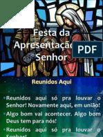 20140202- Festa da Apresentação do Senhor - Apresentação.pdf