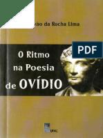 O ritmo na poesia de Ovídio - Prof. Estêvão da Rocha Lima