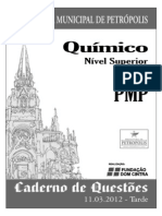 Pmp Ns Quimico
