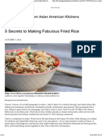 5 Secrets to Making Fabulous Fried Rice _ the Asian Grandmothers Cookbook