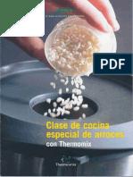 Clase de Cocina Especial de Arroces Thermomix