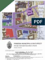 PUZ - Calea Dorobantilor Nr 16-18 - Str G-Ral Brosteanu Nr 4 Si 8 - Str M. Eminescu Nr 27
