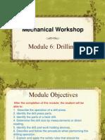 Module 6 Drilling