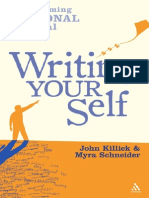 Writing Yourself