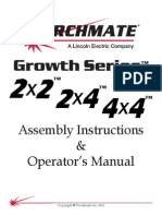 torchmate 2 bolt together assembly instructions noise numerical rh es scribd com