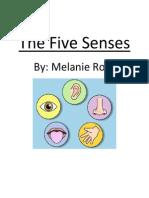 The Five Senses- Unit Plan