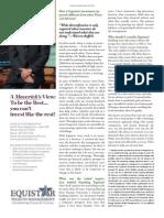 Orlando Magazine Article on Focused Investing