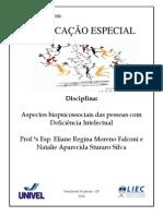 Aspectos Biopsicossociais DI