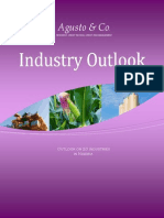 Agusto Industry Outlook - H2 2012