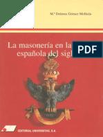 Gómez Molleda, Mª Dolores - La Masonería en la Crisis Españo