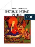 Initieri Si Initiati in Tibet