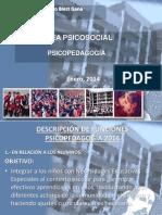 Departamento Psicosocial 010214