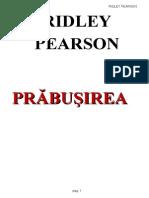 Ridley Pearson - Prabusirea