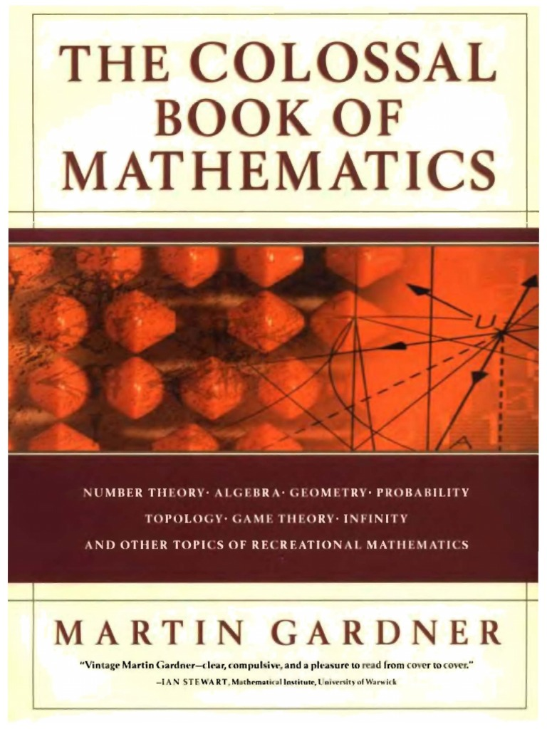 The colossal book of mathematics gnv64 fandeluxe Image collections
