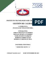SISTEMA DE GESTIÓN DE CALIDAD 911