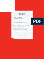 David Graeber - Debt the First 5 000 Years