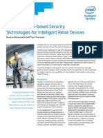 Intel PTT Security Technologies 4th Gen Core Retail Paper