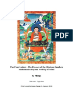 Marpa's Four Letters