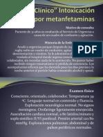 Intoxicación por metanfetaminas