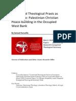 Contextual Theological Praxis as Resistance