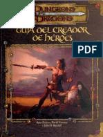 D&D 3.0 - Guia Del Creador de Heroes