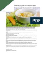 Dieta de la sopa milagrosa pdf